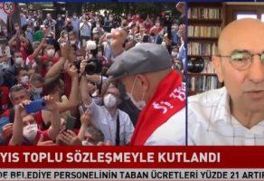"""""""Aramızda işçi-patron ilişkisi yok, hepimiz İzmir için çalışıyoruz"""""""