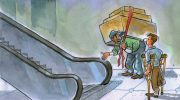 Engelsizmir Ulusal Karikatür Yarışması'nda finale kalan eserler belli oldu