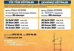 İzmir Büyükşehir Belediyesi Ebeveyn Akademisi kurdu