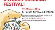 8. Forum Adrenalin Festivali başlıyor