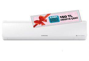 A101 Samsung AR12RSFHCWK A++ 12000 Btu Klima Nasıl?