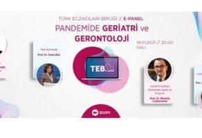 Pandemide Geriatri ve Gerontoloji E-Paneli