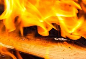 İzmir'de hastane yangını