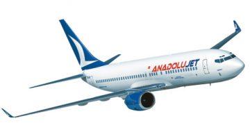 Anadolujet'in Kapadokya – İzmir Direkt Uçuşları Başladı