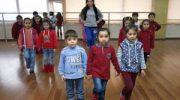 Bayraklı'da Çocuklara Ücretsiz Halk Oyunu Kursu