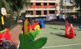 """Bostanlı'da """"Çocuk Oyun Parkı"""" açıldı"""