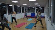Bostanlıspor'da pilates ve aerobik kursları başladı