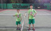 Bostanlıspor'dan gece tenis kursları başladı