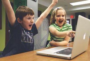 Çocuklar internette zamanlarını nasıl geçiriyor?