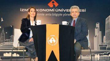 İEÜ ve İZTO'dan Koronavirüs İçin Ortak Canlı Yayın