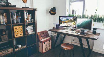 Home Ofis Dekorasyonu Örnekleri