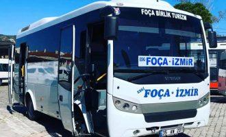 Foça Birlik Turizm Foça İzmir Otobüs Saatleri ve Ücretleri