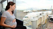 Hamilelikte Uçağa Binmek