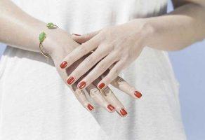 Hangi tırnak şekli elleri ince ve uzun gösterir?