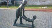 İlginç heykeller