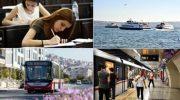 İzmir'de toplu ulaşıma LYS takviyesi