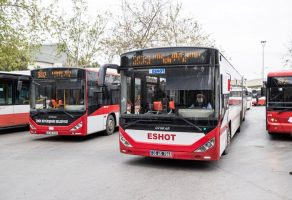 Pandemi, İzmir'de trafiği de olumsuz etkiledi