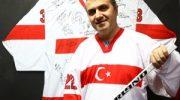 İzmir'de Buz Hokeyi haftası