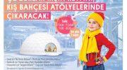 İzmir'de Çocuklar Kış Bahçesi Atölyelerinde Buluşuyor
