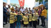 """""""Kemalpaşa Dereköy-Gökyaka Bal Festivali"""" birbirinden renkli görüntülere sahne oldu"""