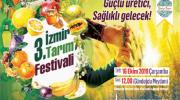 Kültürpark Üretici Pazarı İzmir Tarım Festivali