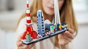 LEGO® ile Dünyanın Ünlü Yerlerini Tasarlayın