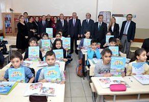 Sokakta İlk Adımlar İzmir'de 72 bin 768 çocuğa ulaştı