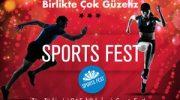 """""""Sports Fest"""" İzmir'de!"""