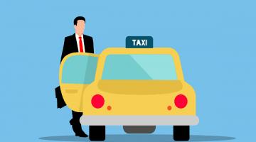 Buca Taksi Durakları