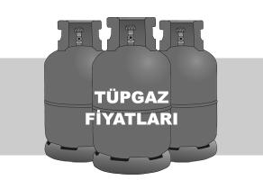 Adana'da Tüpgaz fiyatı ne kadar?