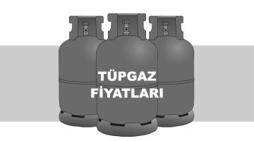 Aydın'da Küçük-Büyük Tüpgaz Fiyatları