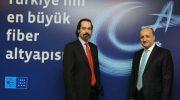 """İzmir, """"dijital dönüşüm""""ü Türk Telekom'un fiber internetiyle yaşayacak"""