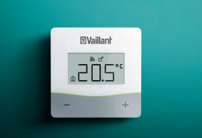 Vaillant, yenilediği oda termostatları ile verimliliği en üst seviyeye çıkarıyor